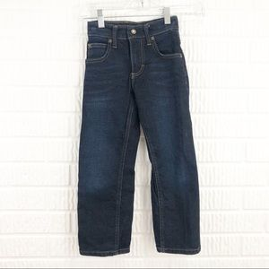 Boy's Lee x-treme comfort dark wash jeans